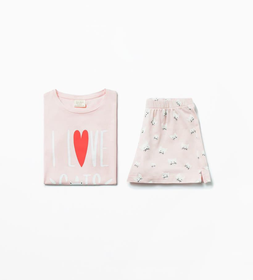 Girls Pyjama 0