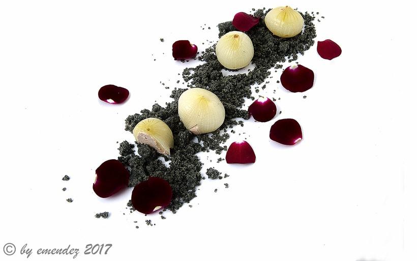 Mi Proyecto del curso: Fotografía gastronómica y retoque con Photoshop Calendario 2017 para patés VALDY 2