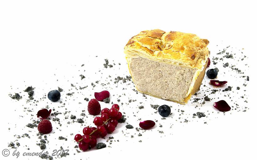 Mi Proyecto del curso: Fotografía gastronómica y retoque con Photoshop Calendario 2017 para patés VALDY 9