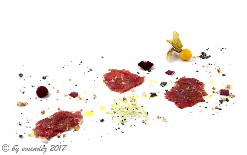 Mi Proyecto del curso: Fotografía gastronómica y retoque con Photoshop Calendario 2017 para patés VALDY 10