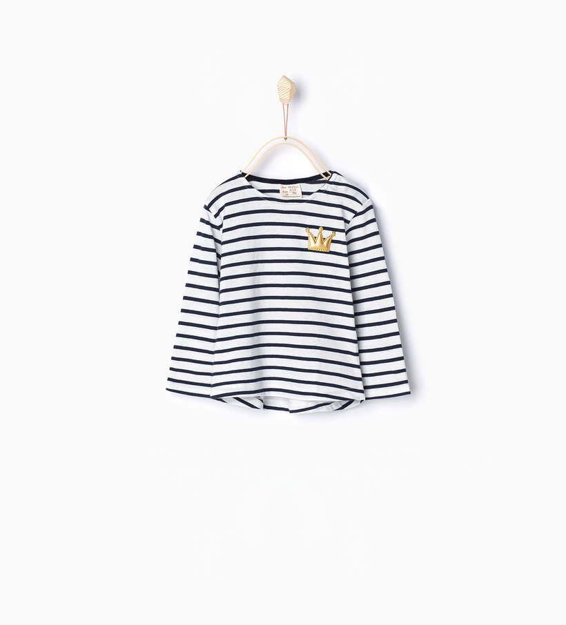 Babygirls Stripes- Winter 15/16 -1