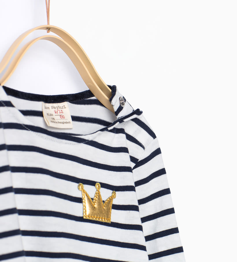 Babygirls Stripes- Winter 15/16 0