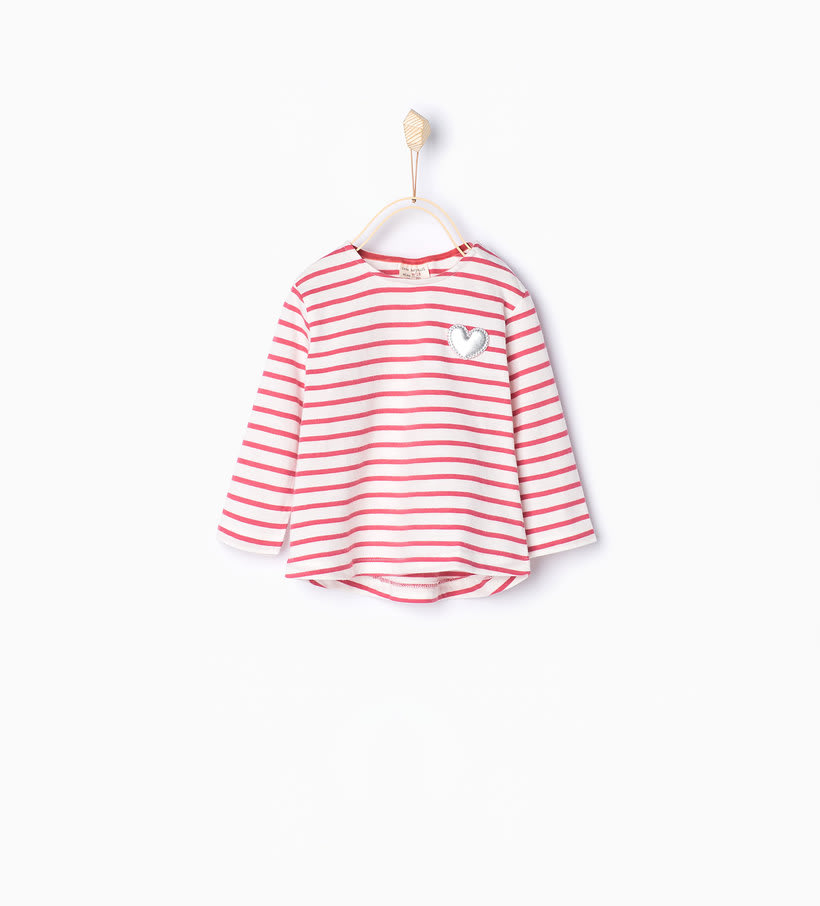 Babygirls Stripes- Winter 15/16 1