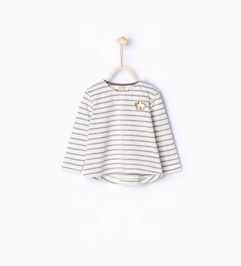 Babygirls Stripes- Winter 15/16 3
