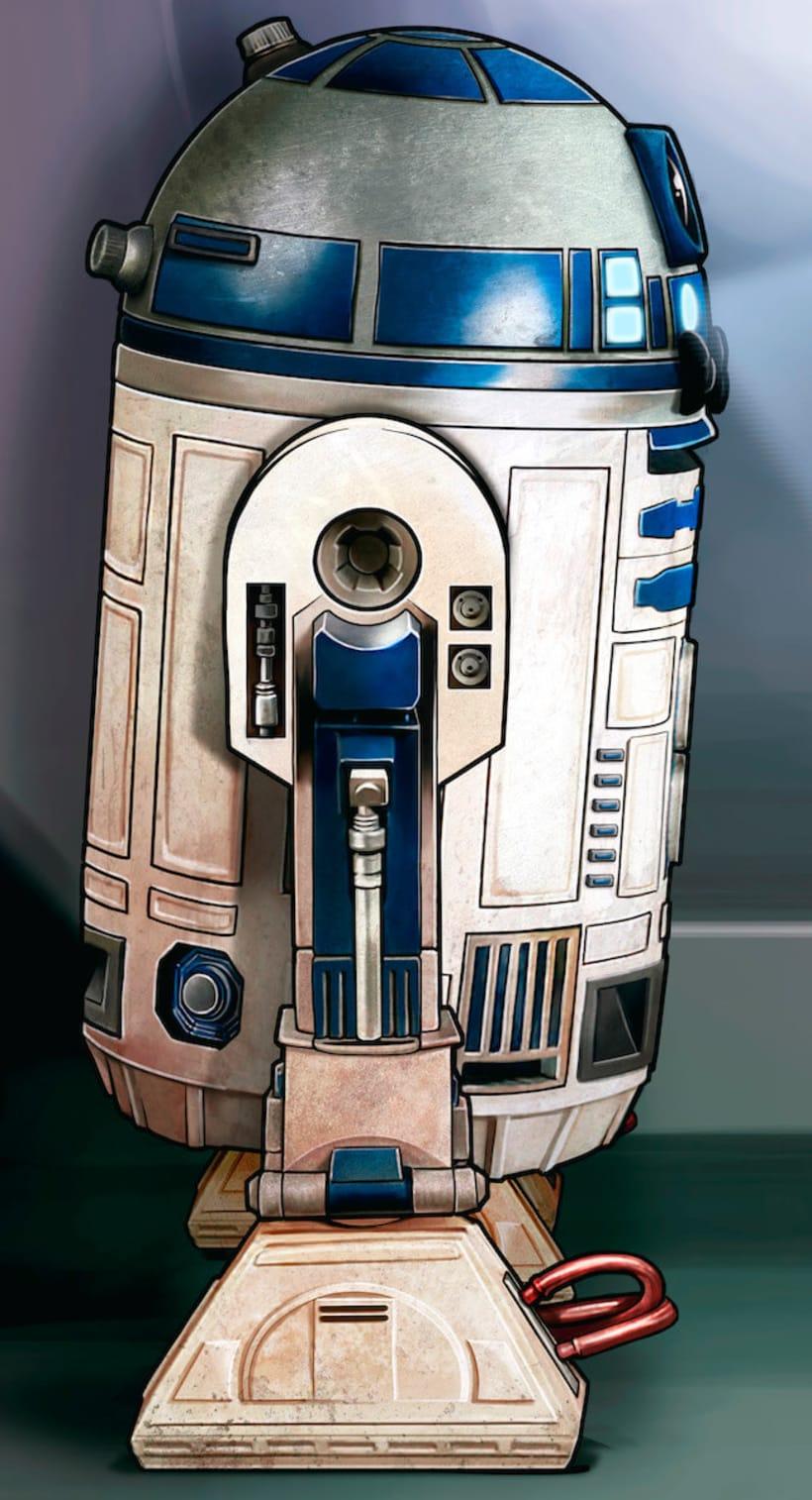 Boda Star Wars 3