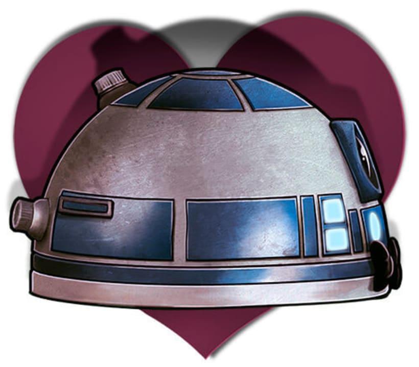 Boda Star Wars 5