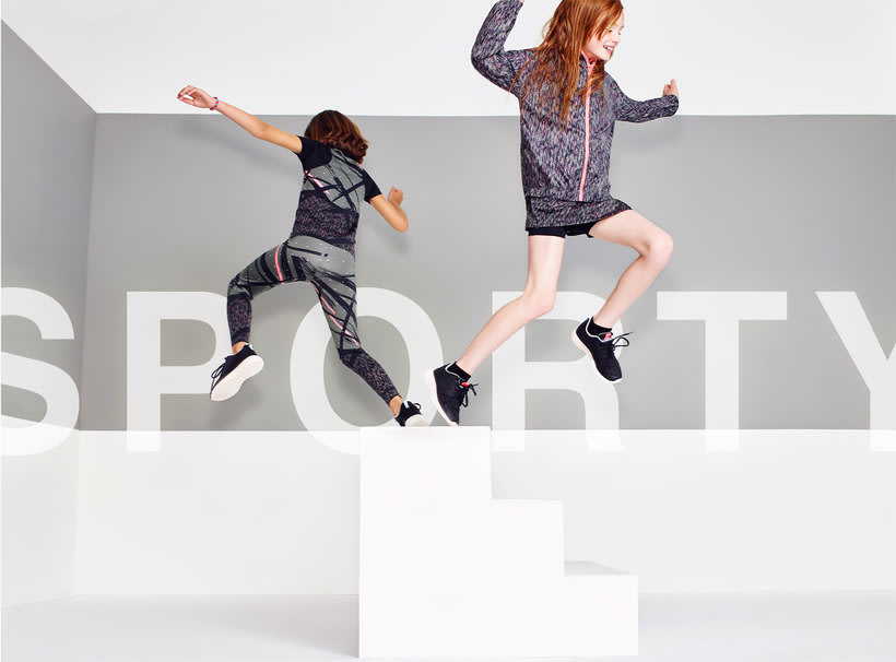 Girls Sporty Winter 15/16 0