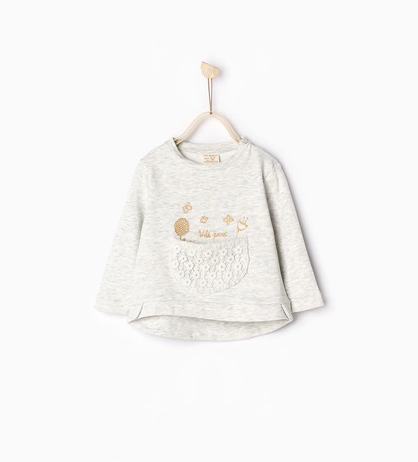 Babygirls Cute Hoodie (pockets) 5