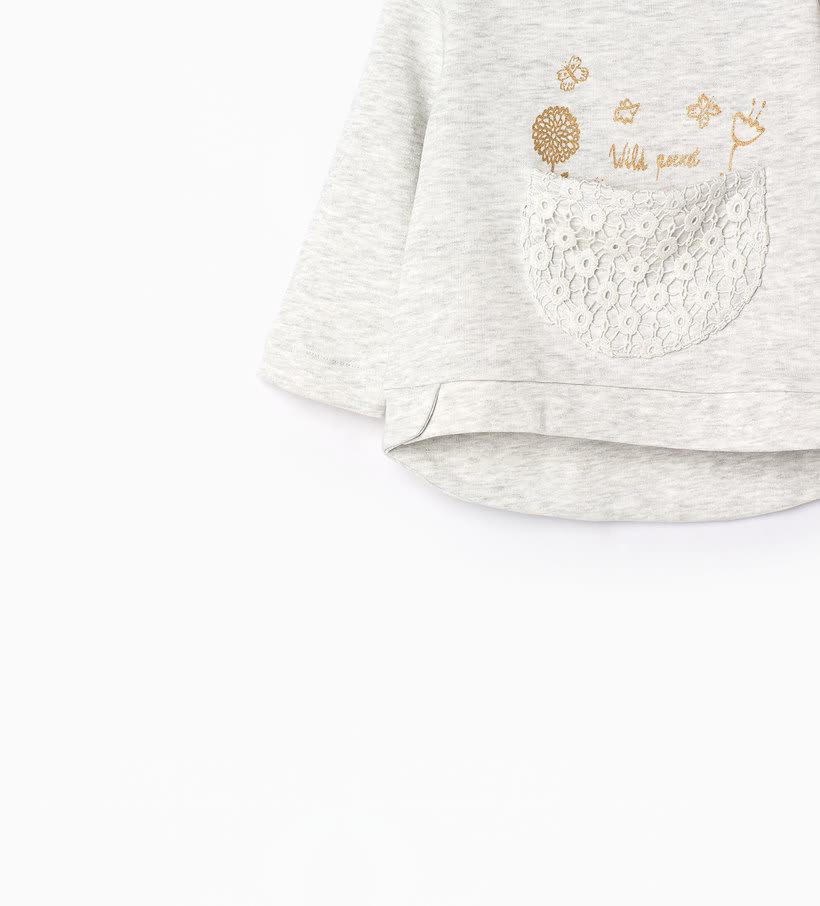 Babygirls Cute Hoodie (pockets) 7