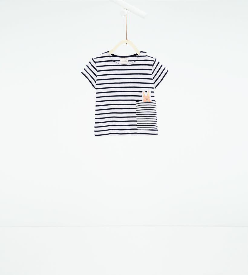 Babygirls Stripes- Summer 16 1