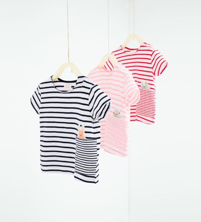 Babygirls Stripes- Summer 16 0