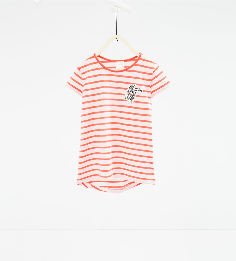 Girls Stripes Summer 16 4