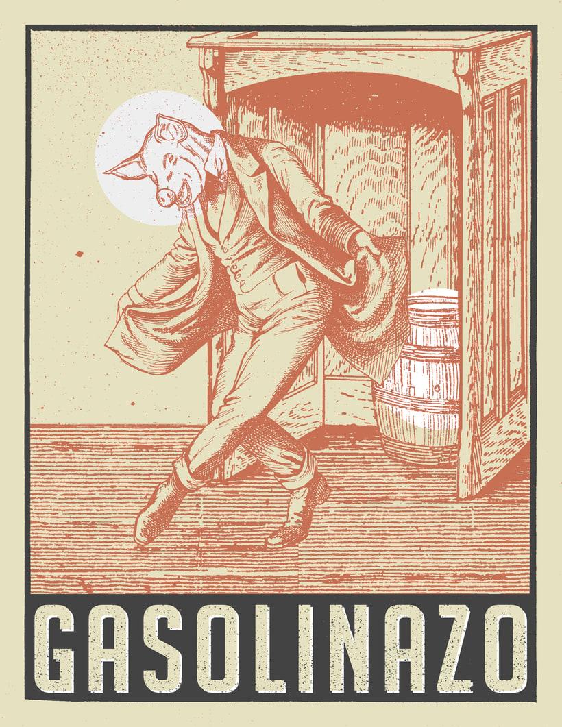 Pan y Circo: Gasolinazo -1