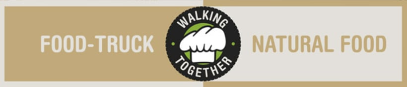 Walking Together. Food-Truck. 3