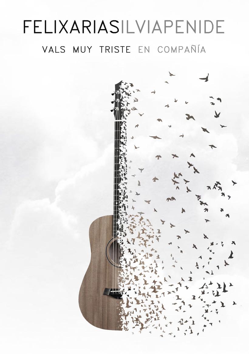 Cartel GuitarBirds -1