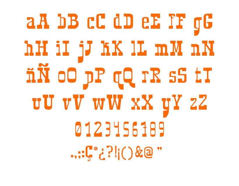 Drugpsy Font. 3