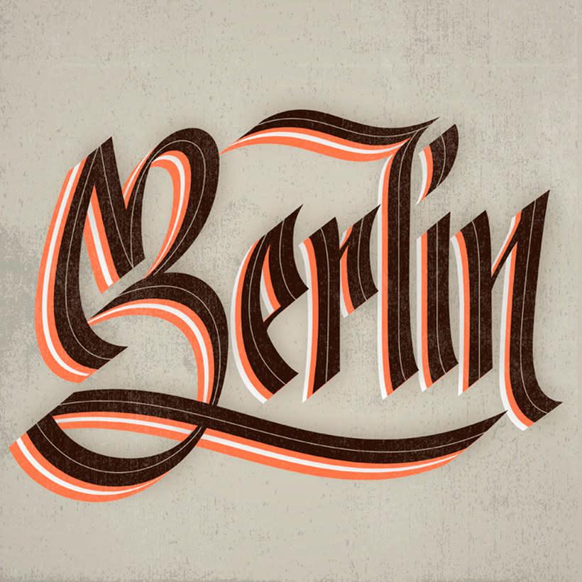 Martina Flor desvela los secretos dorados del lettering 13