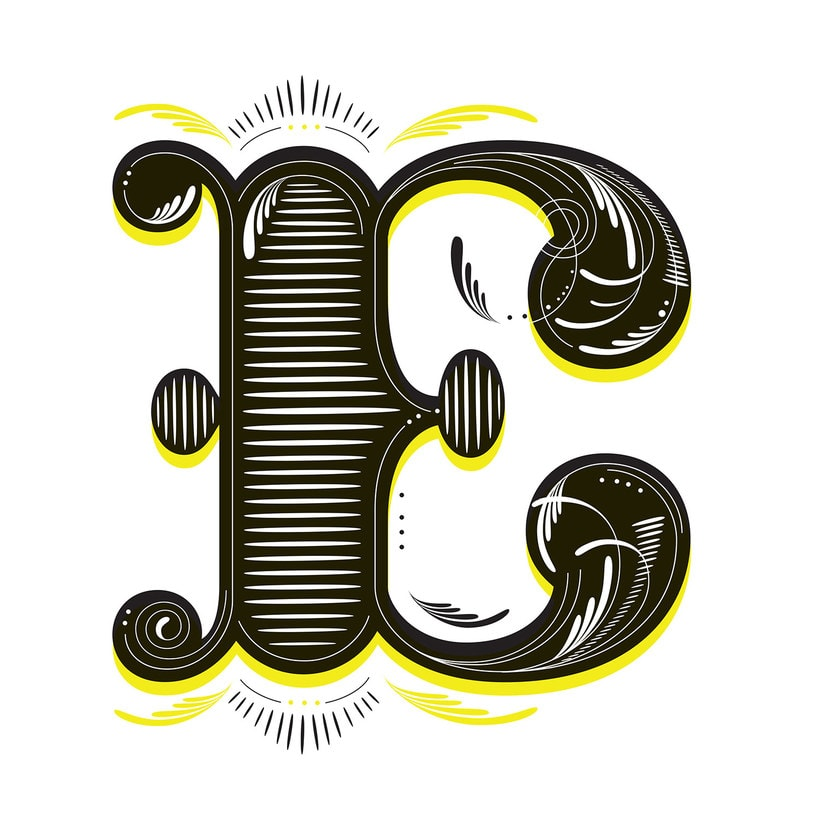 Martina Flor desvela los secretos dorados del lettering 17