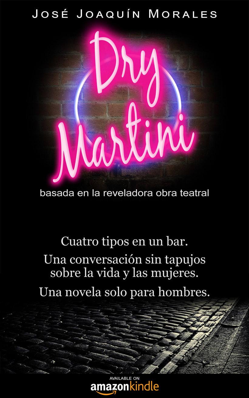Dry Martini - la novela 0