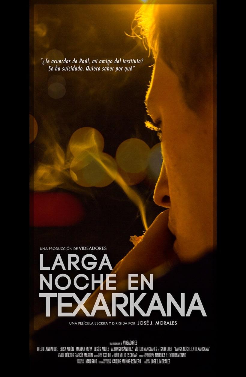 Larga noche en Texarkana - largometraje 1