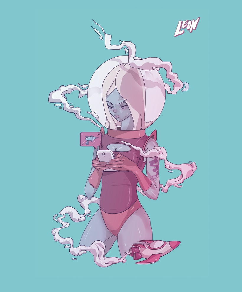 Cosmic Girl 0