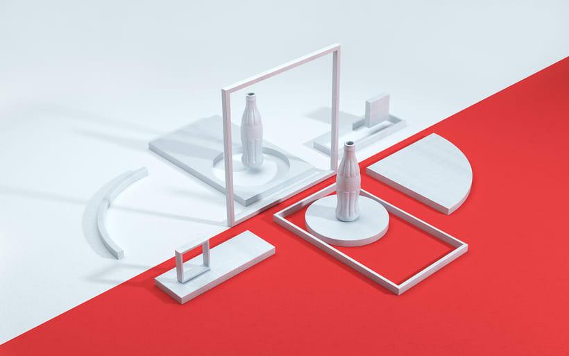 Coca-Cola 3D Print 0