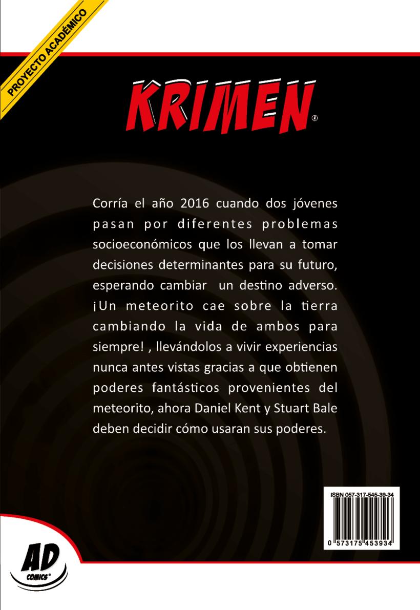 Cómic Krimen 29