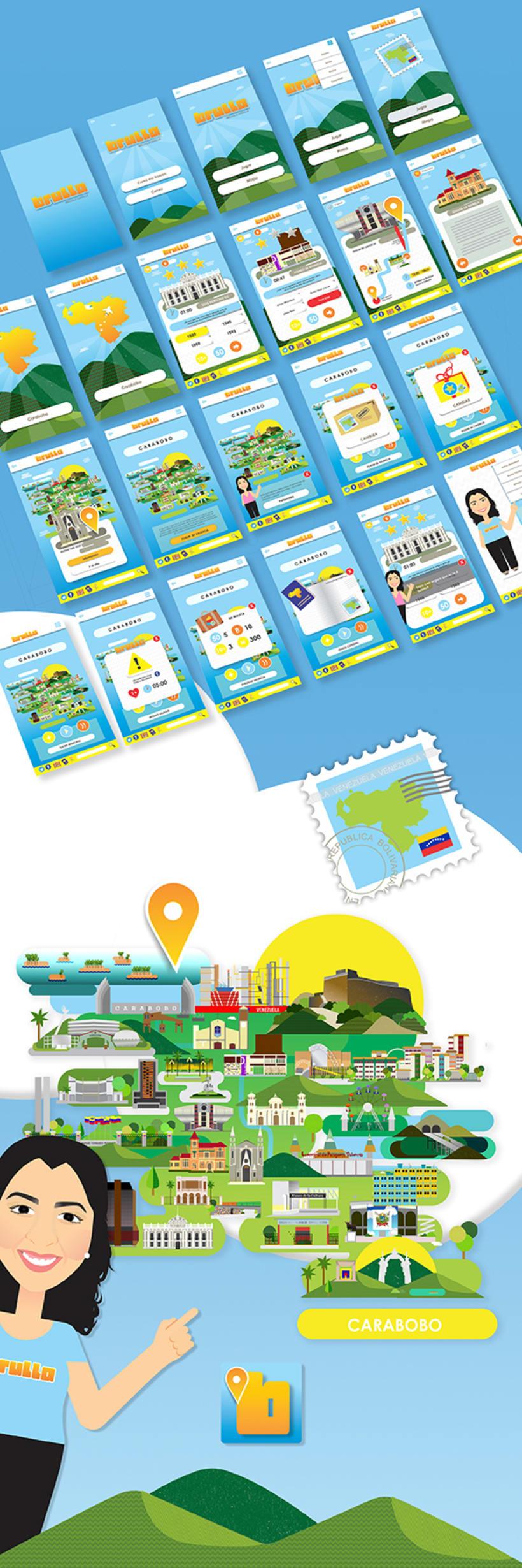 Diseño App móvil - brújula Criolla  1