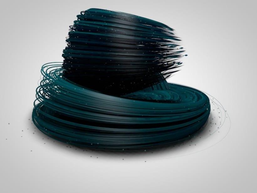 3D particulas 3