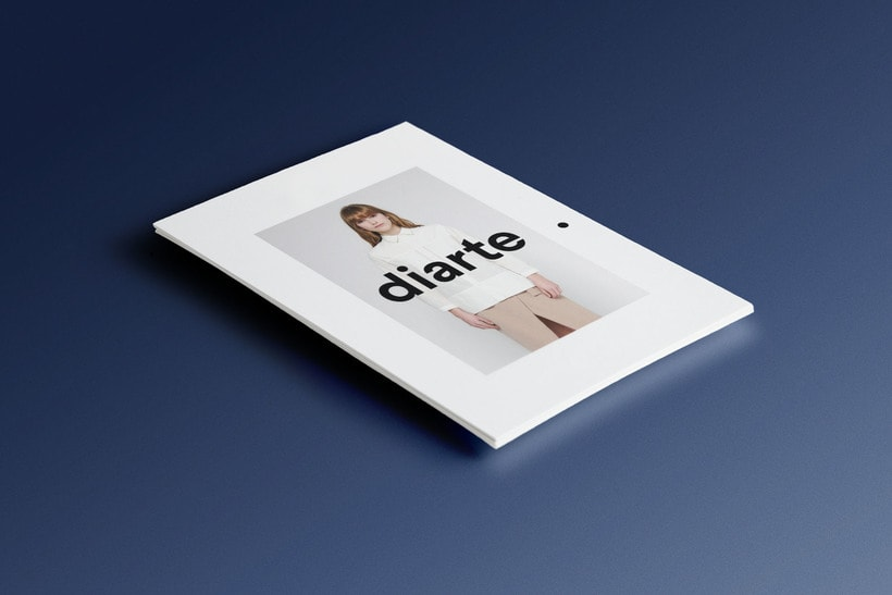 Diarte visual identity design 9
