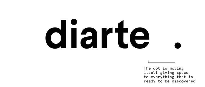 Diarte visual identity design 6