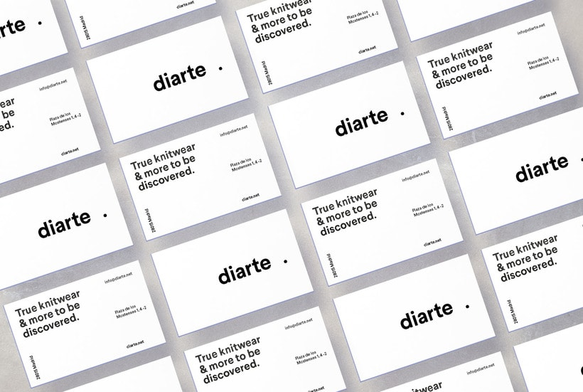 Diarte visual identity design 22