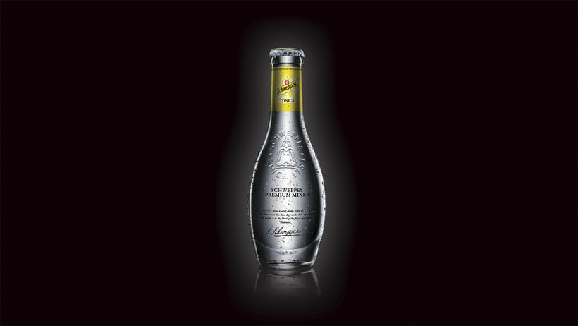 Schweppes Premium Mixers packaging 0