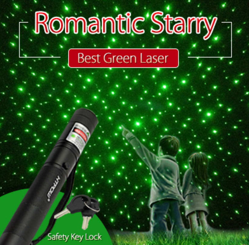 Most Cost-effective 3W Green Laser Pointer 0
