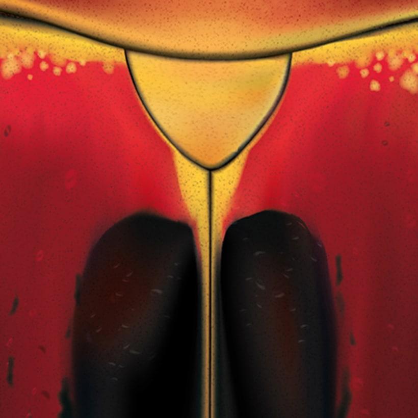 Chrysina Aurigas roja 4