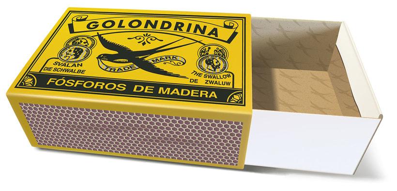 Golondrina 3