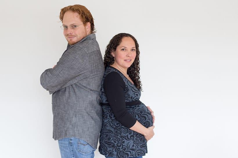 Sesión de embarazo y sesión de bebes 6