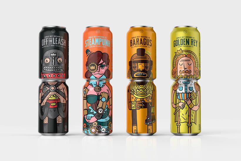 Los 100 mejores diseños de cerveza del mundo 40