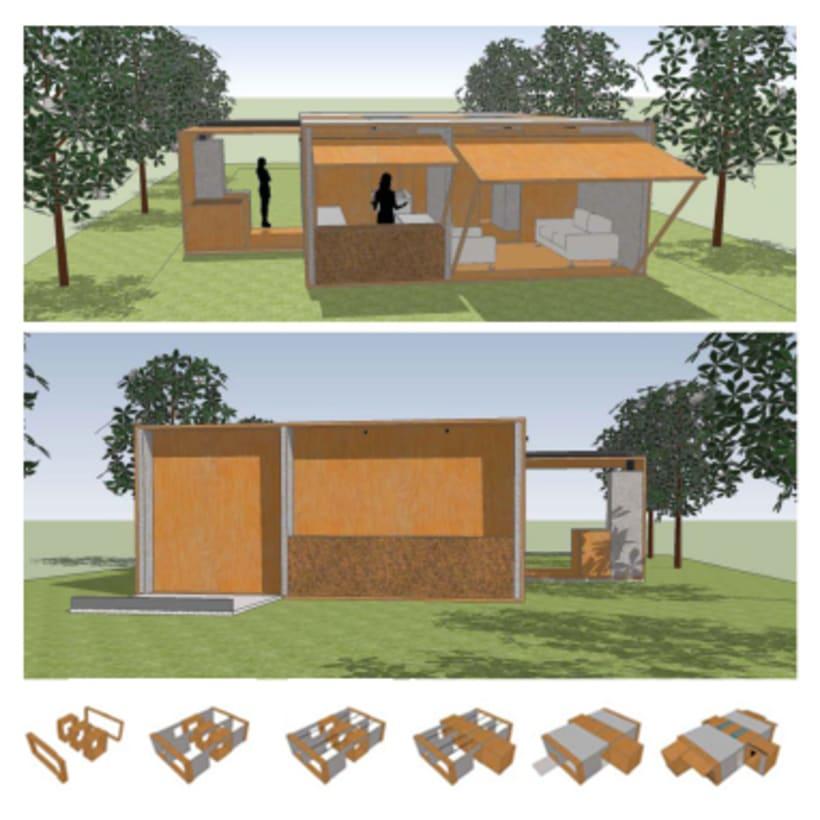 Kiosco House -1