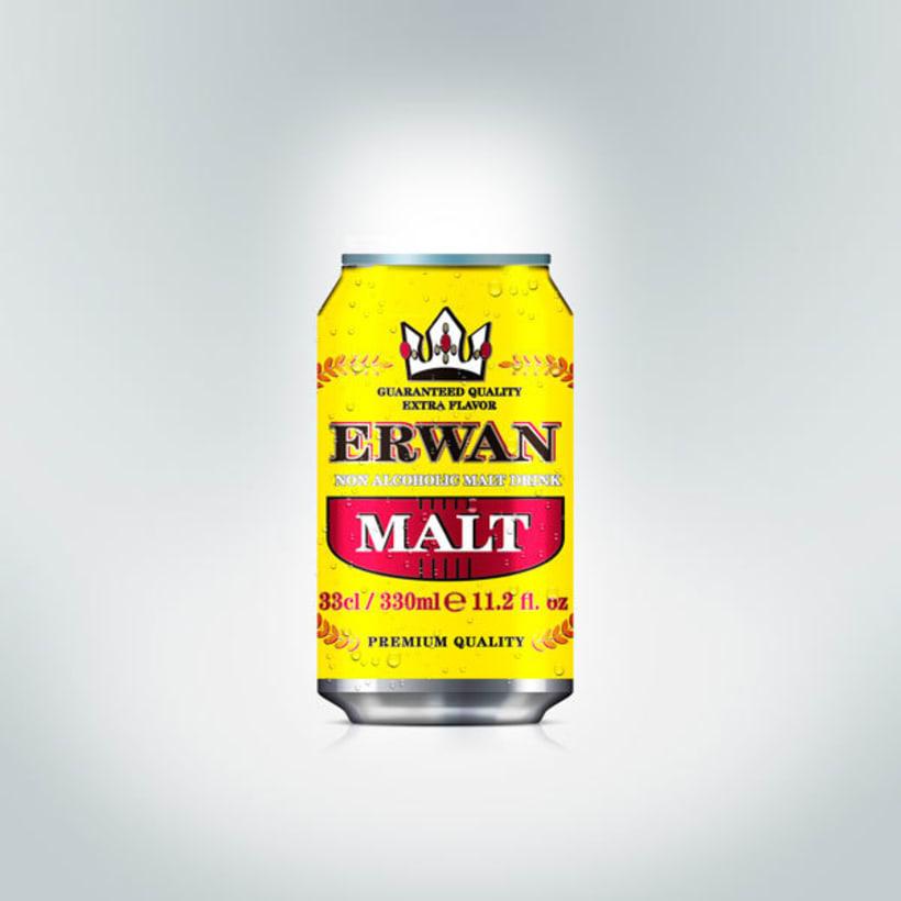 Rediseño malta Erwan 1