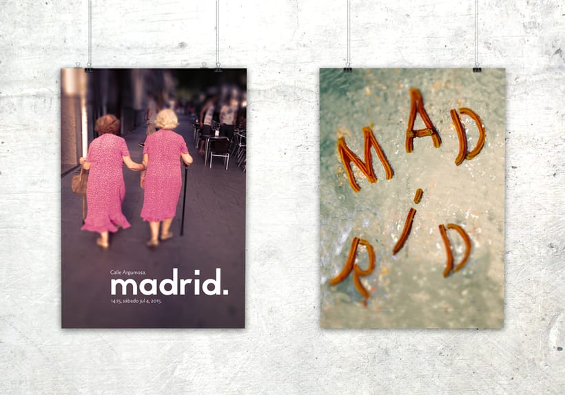Madrid poster - Brief festival 2015 1