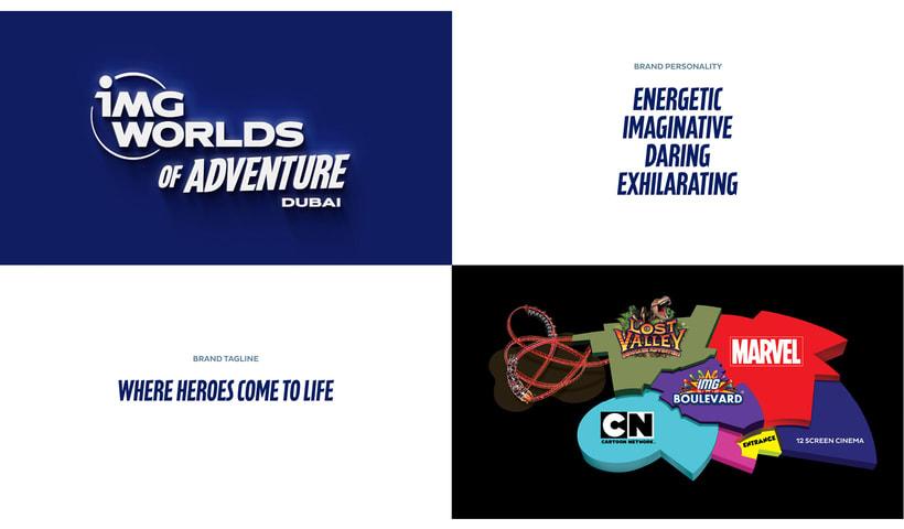 Worlds of Adventure - Dubai 0