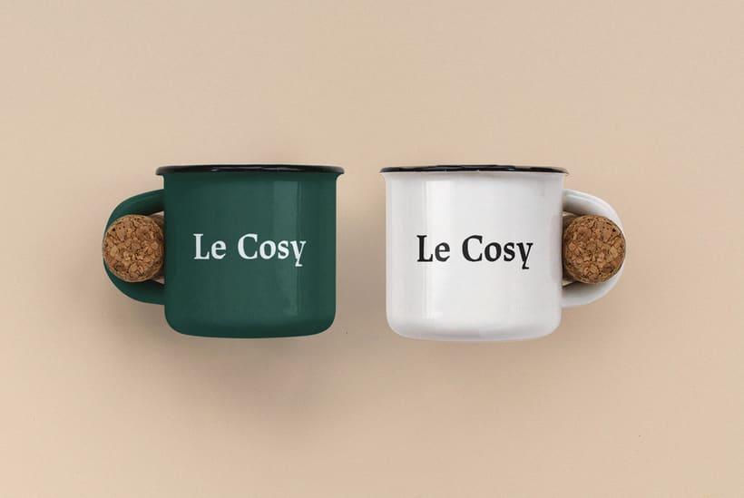 Le Cosy Bar 5