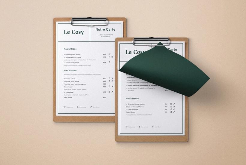 Le Cosy Bar 3