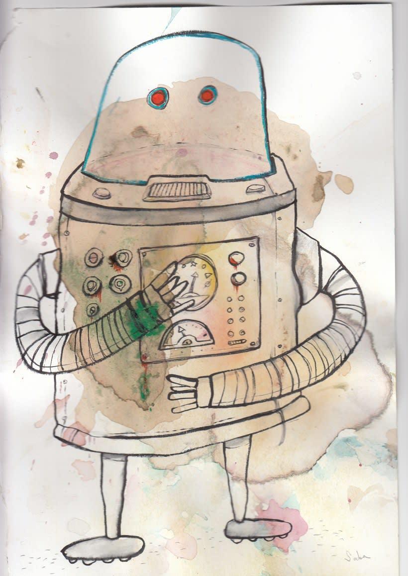 Mis Robots -1