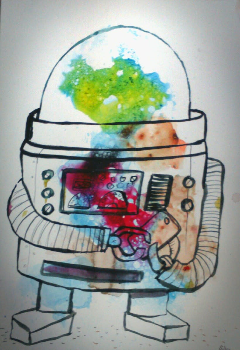 Mis Robots 1