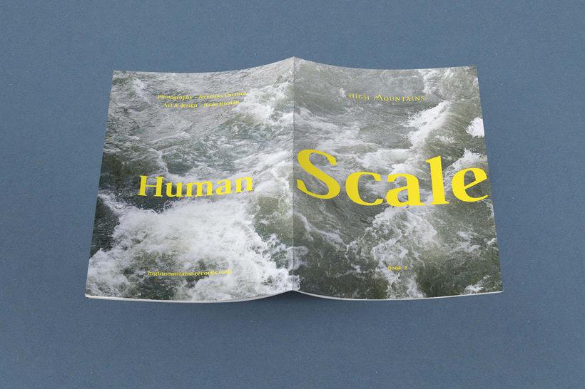 Human Scale Fanzine -1