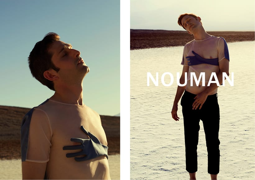 Campaing SS 17 NOUMAN / Photographer -1