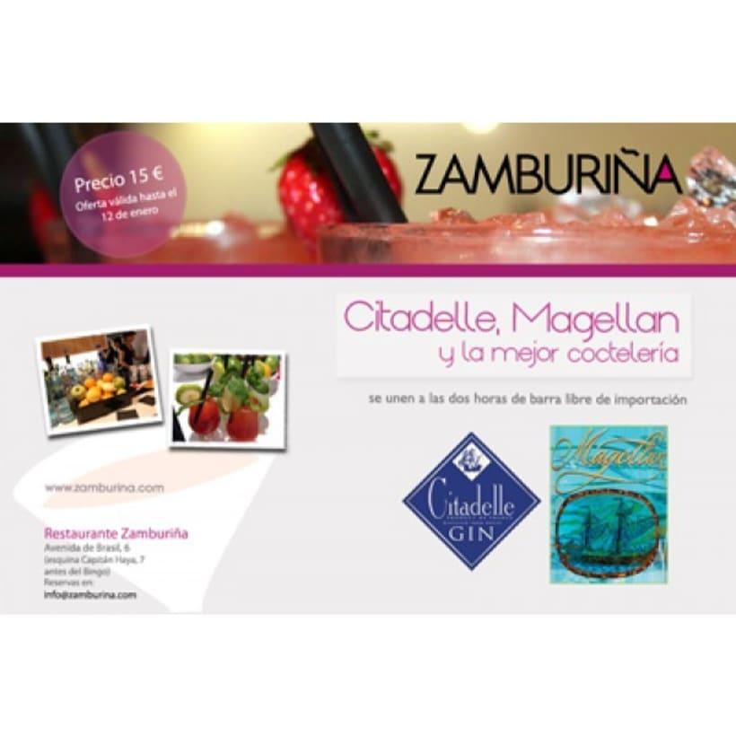 Publicidad y Tienda Virtual de Restaurante Zamburiña -1