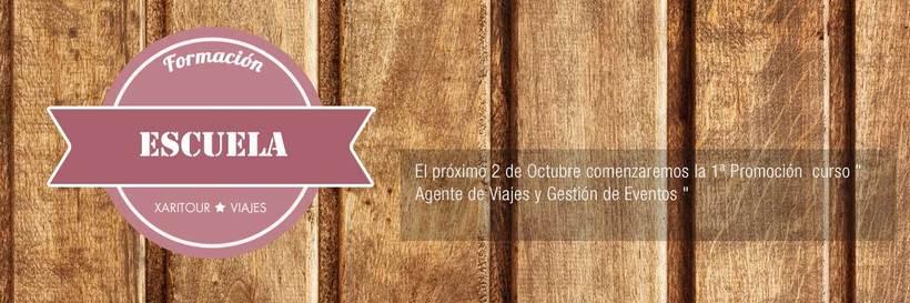 Publicidad y Página Web, imagen corporativa, y posicionamiento de  Agencia de Viajes Xaritour.  0